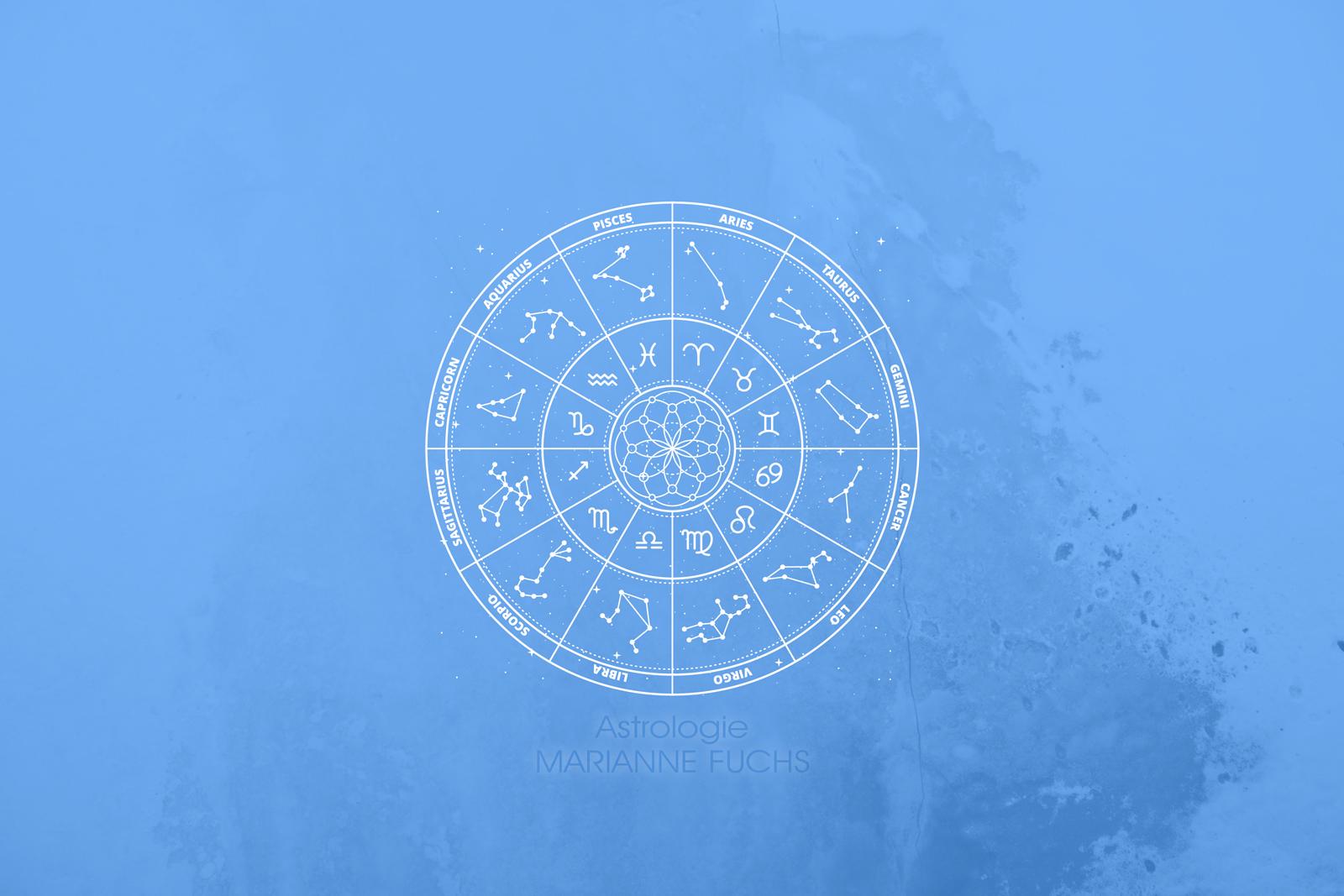 Startseite Astrologie Marianne Fuchs
